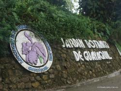 Guayaquil. Botanical garden. (1)