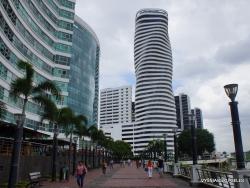Guayaquil. Cerro Santa Ana 1