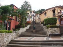 Guayaquil. Cerro Santa Ana. (12)