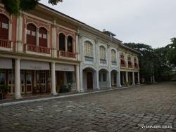 Guayaquil. Historical park. Casa Julián Coronel (1898-1900)