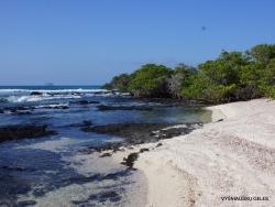 Santa Cruz Is. Playa las Bachas. Santa Cruz Is. Playa las Bachas. (2)