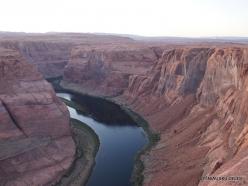 Netoli Peidžo. Kolorado upės Arklio pasagos vingis (Horseshoe Bend) (3)