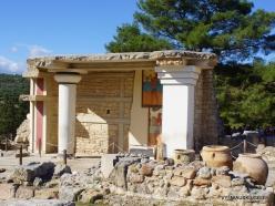 Knossos. Minoan palace (3)