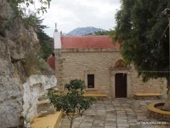 Spilia. Agia Irini Chapel