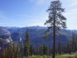 Josemičio nacionalinis parkas. Glacier Point (20)