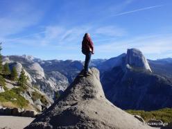 Josemičio nacionalinis parkas. Glacier Point (5)