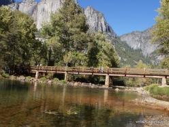 Josemičio nacionalinis parkas. Josemičio slėnis. Merced upė (3)