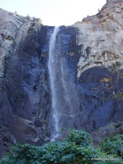 Josemičio nacionalinis parkas. Nuotakos šydo krioklys (2)