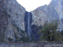 Josemičio nacionalinis parkas. Nuotakos šydo krioklys (3)