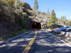 Josemičio nacionalinis parkas. Tunelis