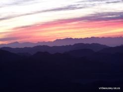 1 From Mount Sinai (Gebel Musa or Mount Moses). Sunrise (1)