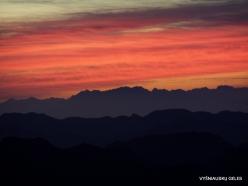 1 From Mount Sinai (Gebel Musa or Mount Moses). Sunrise (2)