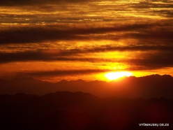 1 From Mount Sinai (Gebel Musa or Mount Moses). Sunrise (3)