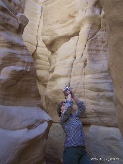 3 Near Nuweiba. Coloured Canyon (12)