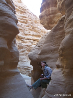 3 Near Nuweiba. Coloured Canyon (17)