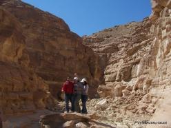 3 Near Nuweiba. Coloured Canyon (2)