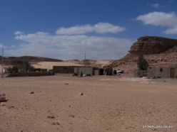 4 Sinai desert. Bedouins village
