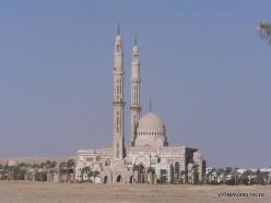 Sharm El Sheikh. Mosque