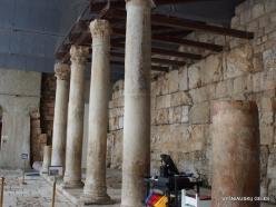 Jerusalem. Roman ruins