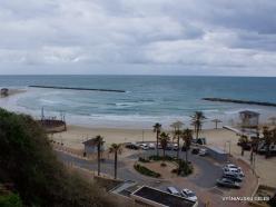 Netanya. Central beach