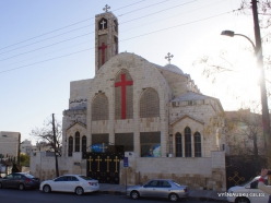 Amman. Coptic Orthodox Patriarchate