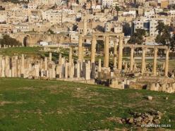 Jerash. Greco-Romanian city of Gearsa (5)