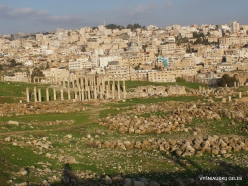 Jerash. Greco-Romanian city of Gearsa (6)