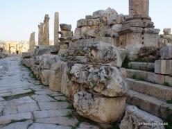 Jerash. Greco-Romanian city of Gearsa. (2)