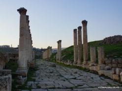 Jerash. Greco-Romanian city of Gearsa. Cardo Maximus (5)