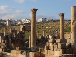 Jerash. Greco-Romanian city of Gearsa. Cosmas and Damian Church