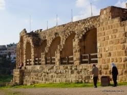 Jerash. Greco-Romanian city of Gearsa. Hippodrome (2)