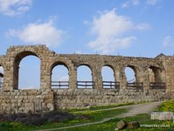 Jerash. Greco-Romanian city of Gearsa. Hippodrome