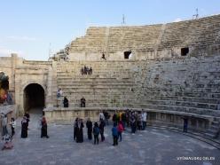 Jerash. Greco-Romanian city of Gearsa. North Theatre (5)