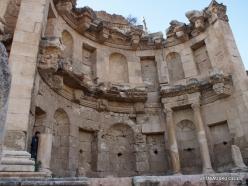 Jerash. Greco-Romanian city of Gearsa. Nymphaeum (2)
