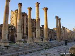 Jerash. Greco-Romanian city of Gearsa. Nymphaeum (3)