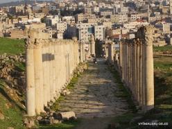 Jerash. Greco-Romanian city of Gearsa. South bridge (2)