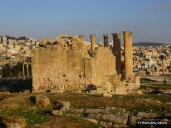 Jerash. Greco-Romanian city of Gearsa. Temple of Artemis (2)