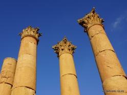 Jerash. Greco-Romanian city of Gearsa. Temple of Artemis (5)