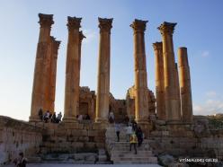 Jerash. Greco-Romanian city of Gearsa. Temple of Artemis (6)