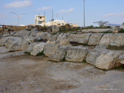 Jerash. Greco-Romanian city of Gearsa