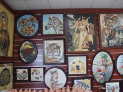 Madaba. Mosaic Workshop (2)