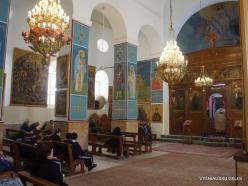 Madaba. St George's Church