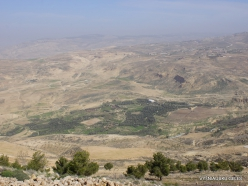 Mount Nebo. Wiew from Mount Nebo (2)