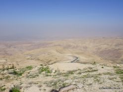 Mount Nebo. Wiew from Mount Nebo (4)