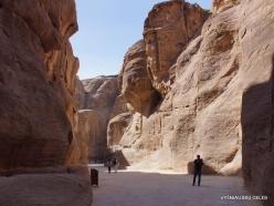 Petra. Gorge al-Siq (2)
