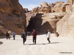 Petra. Road to the ancient city (8)