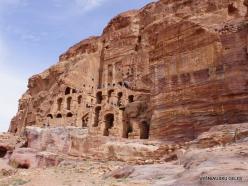 Petra. Royal Tombs (10)