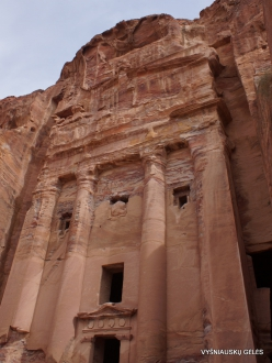 Petra. Royal Tombs (13)