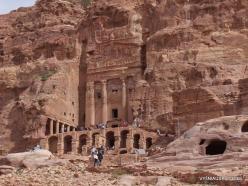 Petra. Royal Tombs (2)