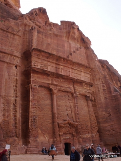 Petra. Streed of Facades (2)